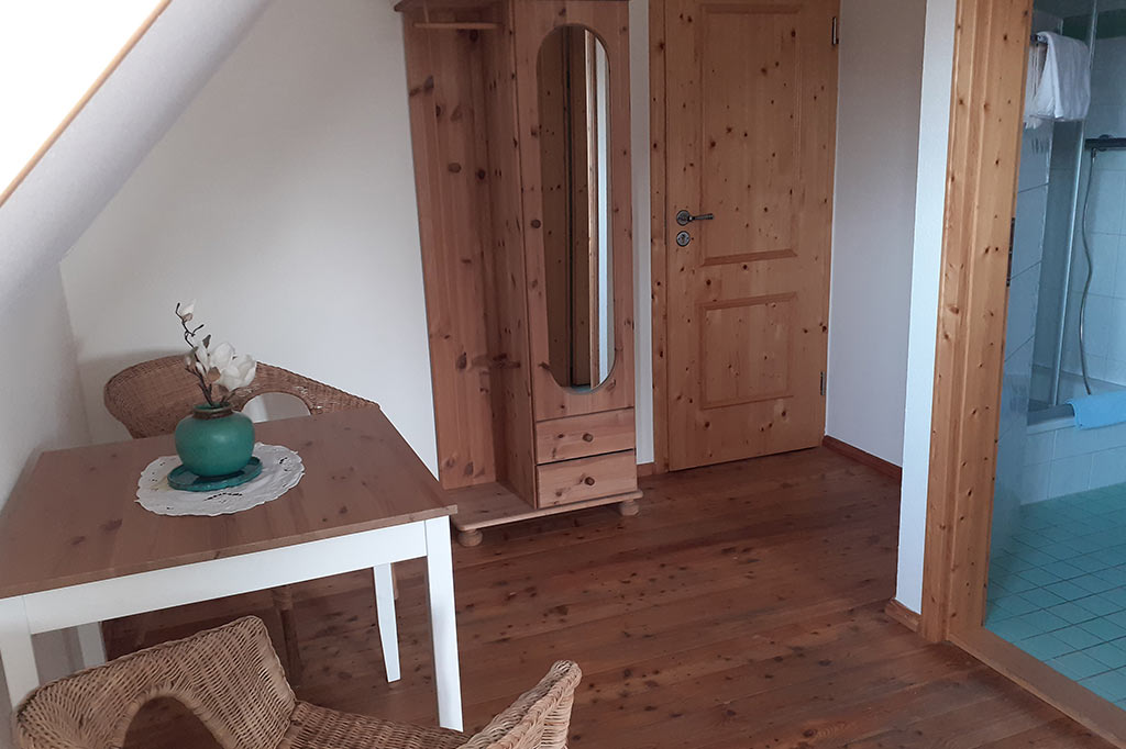Zimmer Hofblick